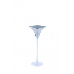 Vase Martini Silver
