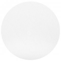 Rond de tulle blanc