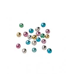 Perle Intérieur Sucre Multicolores