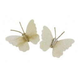 Papillon sur pince